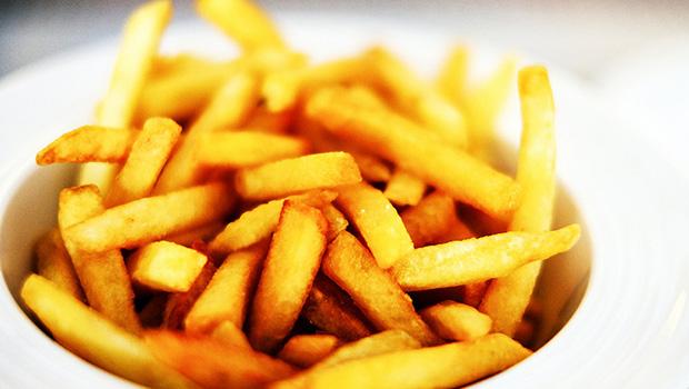 Pommes frites - Coupe pomme de terre pour frite ...